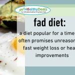 What does fad diet mean?