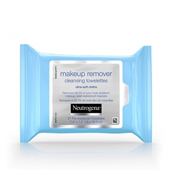 47029023 Neutrogena Makeup Remover Cleansing Towelettes, 21 Count
