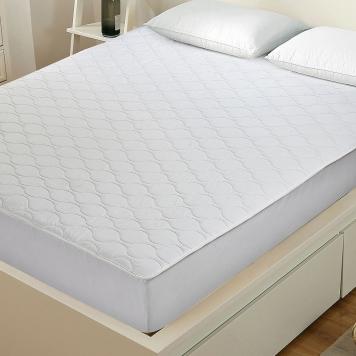 DuPont Sorona Mattress Pad, FULL, White