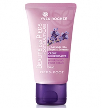 Yves Rocher Nourishing Foot Cream