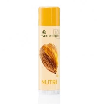 Yves Rocher Nourishing Lip Balm with Sweet Almond Oil